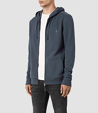 Mens Raven Hoody (Workers Blue) - product_image_alt_text_3