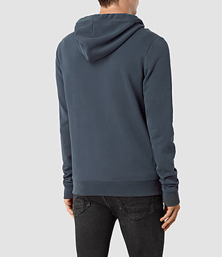 Mens Raven Hoody (Workers Blue) - product_image_alt_text_4