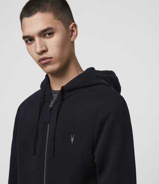 Mens Raven Hoody (INK NAVY) - product_image_alt_text_2