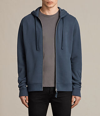 Mens Raven Hoody (WASHED NAVY)