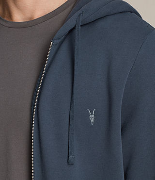 Men's Raven Hoody (WASHED NAVY) - Image 2