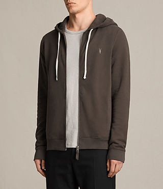 Men's Raven Hoody (Khaki Brown) - product_image_alt_text_3