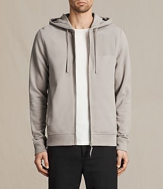 Mens Raven Hoody (CONCRETE GREY)