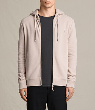 Mens Raven Hoody (OAT PINK) - product_image_alt_text_1
