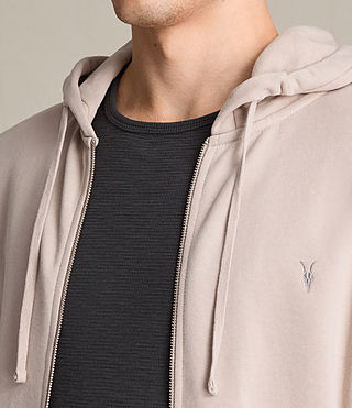 Mens Raven Hoody (OAT PINK) - product_image_alt_text_2