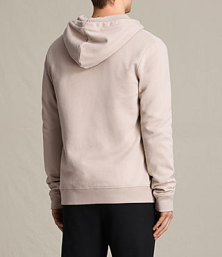 Mens Raven Hoody (OAT PINK) - product_image_alt_text_4