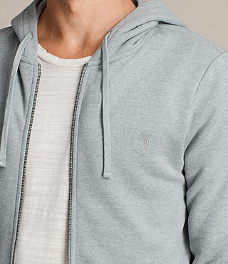 Herren Raven Hoody (CHROME BLUE MARL) - product_image_alt_text_2