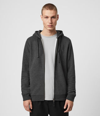 Men's Raven Hoody (Charcoal Marl) -