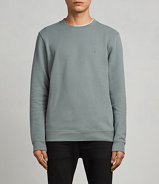 Hombre Sudadera Raven (LARCH GREEN) - Image 1