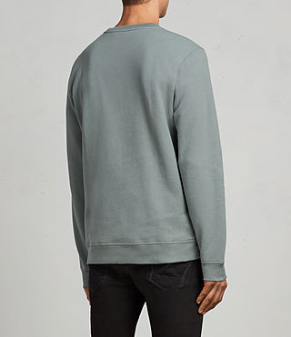 Hombre Sudadera Raven (LARCH GREEN) - Image 4