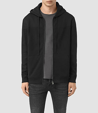 Mens Mishap Hoody (Black)