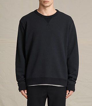 Men's Fordala Crew Sweatshirt (Cinder Marl) - product_image_alt_text_1