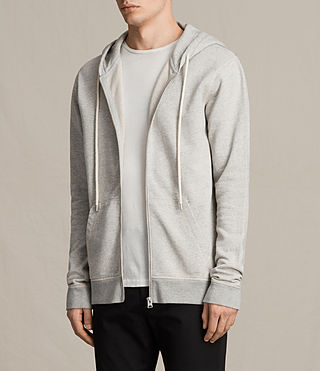 Hombres Fordala Hoody (Grey Marl) - product_image_alt_text_2