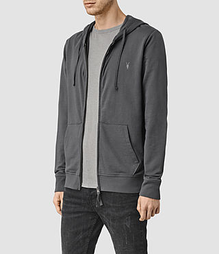 Uomo Saturn Hoody (Washed Black) - product_image_alt_text_2
