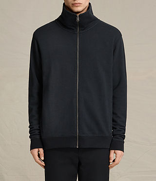 Mens Fordala Funnel Neck Sweater (Cinder Marl)