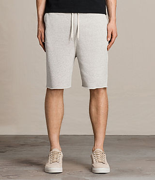 Mens Fordala Shorts (Grey Marl)