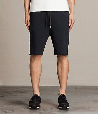 Mens Fordala Sweat Shorts (Cinder Marl)