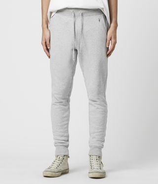 Hombre Raven Sweat Pant (Grey Marl) - product_image_alt_text_1
