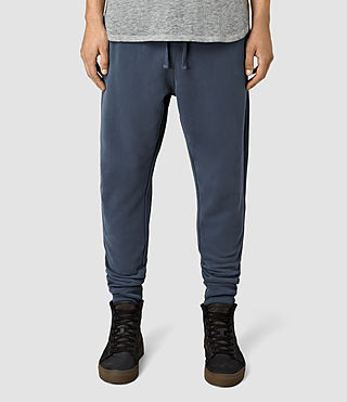 Hombres Raven Sweat Pant (Workers Blue) -