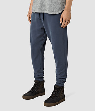 Hombres Raven Sweat Pant (Workers Blue) - product_image_alt_text_3