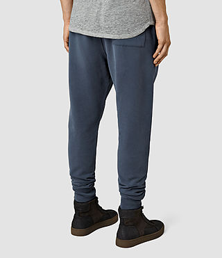 Hombres Raven Sweat Pant (Workers Blue) - product_image_alt_text_4