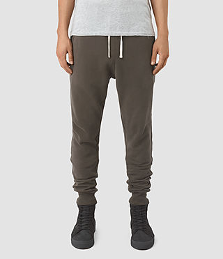 Hommes Raven Sweat Pant (Khaki Brown) -