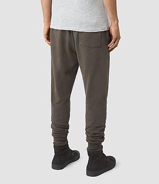 Hommes Raven Sweat Pant (Khaki Brown) - product_image_alt_text_3