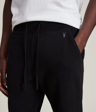 Hombres Raven Sweat Pant (Black) - product_image_alt_text_3