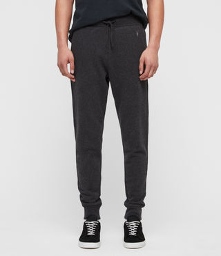 Men's Raven Sweat Pant (Charcoal Marl) - product_image_alt_text_1