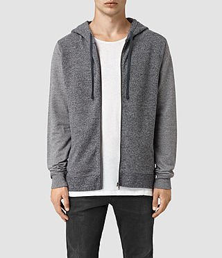 Mens Trema Hoody (CHARC MOUL/CEMENT) - product_image_alt_text_1