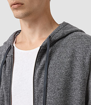 Men's Trema Hoody (CHARC MOUL/CEMENT) - product_image_alt_text_3