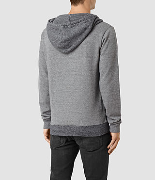 Men's Trema Hoody (CHARC MOUL/CEMENT) - product_image_alt_text_4