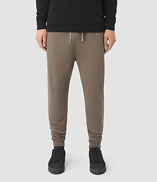 Mens Lendall Sweatpant (Washed Khaki) - product_image_alt_text_1