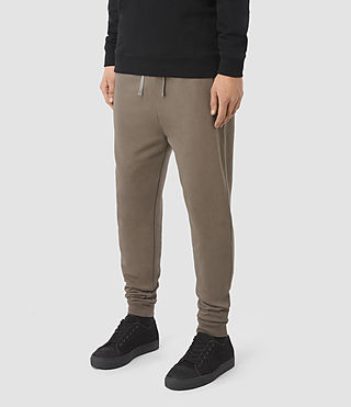 Mens Lendall Sweatpant (Washed Khaki) - product_image_alt_text_3