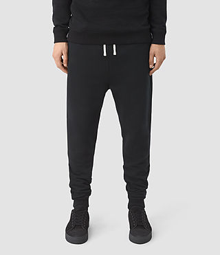 Mens Lendall Sweatpant (Jet Black) - product_image_alt_text_1