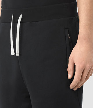 Mens Lendall Sweatpant (Jet Black) - product_image_alt_text_2