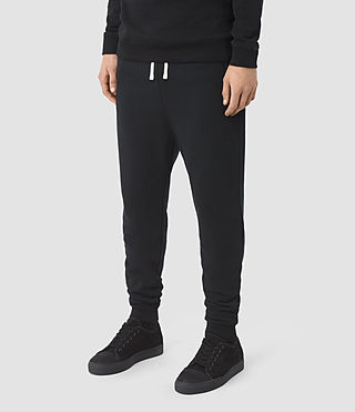 Mens Lendall Sweatpant (Jet Black) - product_image_alt_text_3