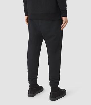 Mens Lendall Sweatpant (Jet Black) - product_image_alt_text_4