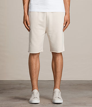 Men's Exole Shorts (Vintage White) -