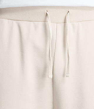 Men's Exole Shorts (Vintage White) - product_image_alt_text_2