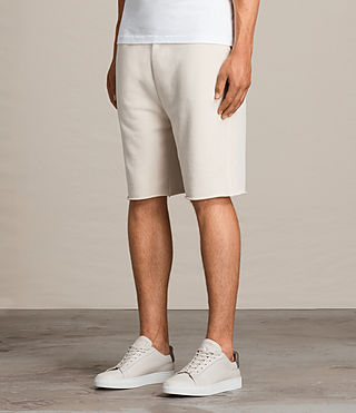 Men's Exole Shorts (Vintage White) - product_image_alt_text_3
