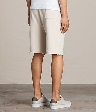 Men's Exole Shorts (Vintage White) - product_image_alt_text_4