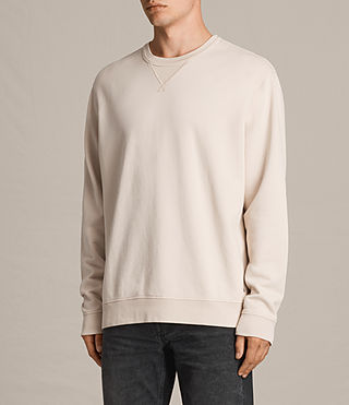 Men's Formin Crew Sweatshirt (Quartz Pink) - product_image_alt_text_3