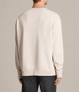 Men's Formin Crew Sweatshirt (Quartz Pink) - product_image_alt_text_4