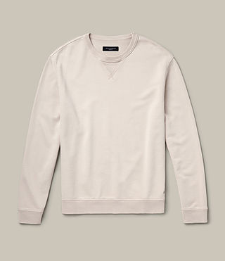 Men's Formin Crew Sweatshirt (Quartz Pink) - product_image_alt_text_5