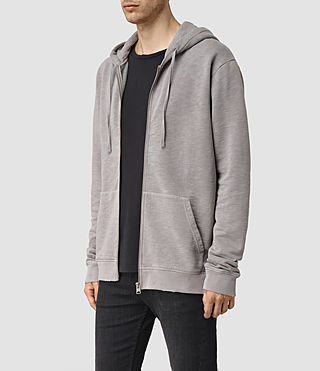 Hombres Pigment Hoody (Vntg Steeple Grey) - product_image_alt_text_2