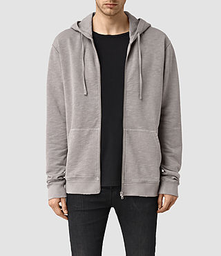 Mens Pigment Hoody (Steeple Grey)