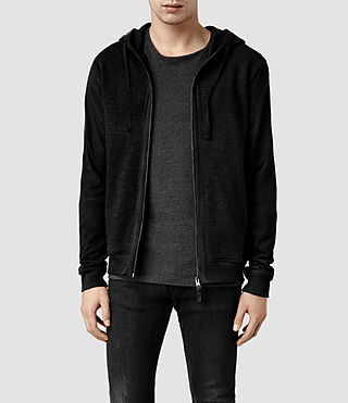 Mens Sirius Hoody (Black)