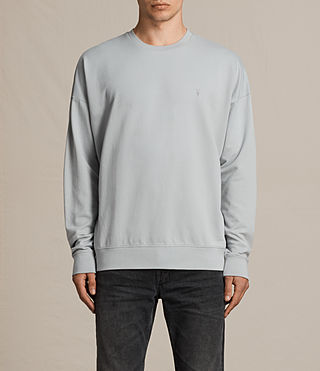 Men's Negotum Crew Sweatshirt (DOVE BLUE) - Image 1