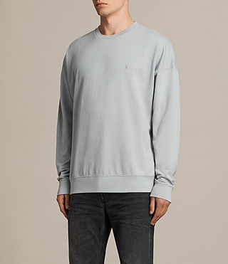 Men's Negotum Crew Sweatshirt (DOVE BLUE) - Image 3